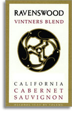2010 Ravenswood Winery Cabernet Sauvignon Vintners Blend