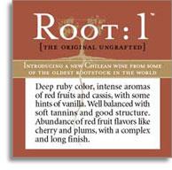 2010 Root 1 Cabernet Sauvignon Colchagua Valley
