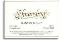 2007 Schramsberg Vineyards Blanc De Blancs