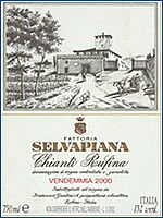2004 Selvapiana Chianti Rufina