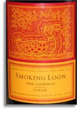 2005 Smoking Loon Syrah