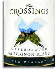 2013 The Crossings Sauvignon Blanc Marlborough