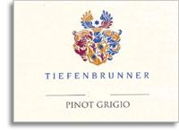 2011 Tiefenbrunner Pinot Grigio