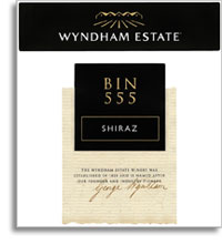 Vv Wyndham Estate Shiraz Bin 555