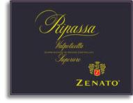 2011 Zenato Valpolicella Classico Superiore