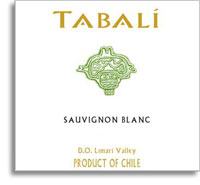 2011 Vina Tabali Sauvignon Blanc Limari Valley