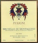 2004 Fuligni Brunello Di Montalcino