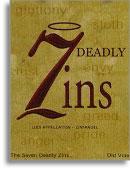 2011 Michael David Zinfandel Seven Deadly Zins Lodi