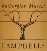 NV Campbells Winery Rutherglen Muscat Rutherglen