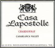2011 Casa Lapostolle Chardonnay Casablanca Valley