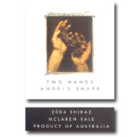 2005 Two Hands Wines Shiraz Angels Share Mclaren Vale