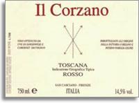 2006 Corzano E Paterno Il Corzano Rosso Toscano