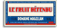 2010 Domaine Magellan Fruit Defendu Selection Massale