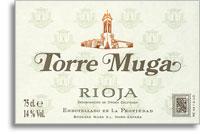 2003 Bodegas Muga Torre Muga Rioja