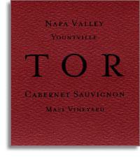 2007 Tor Kenward Family Wines Cabernet Sauvignon Mast Vineyard Yountville