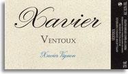 2011 Xavier Vignon Ventoux