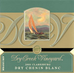 2011 Dry Creek Vineyard Chenin Blanc