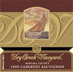 Vv Dry Creek Vineyard Cabernet Sauvignon Dry Creek Valley