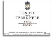 2011 Tenuta Delle Terre Nere Etna Rosso Terre Nere Sicilia