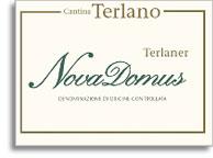 2010 Cantina Terlano Terlano Classico Cuvee Blanc Nova Dominus Alto Adige