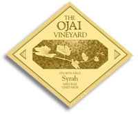 2005 Ojai Vineyards Syrah Melville Vineyard Sta Rita Hills