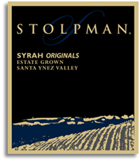 2010 Stolpman Vineyards Syrah Originals Estate Santa Ynez Valley