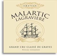 2005 Chateau Malartic Lagraviere Pessac Leognan
