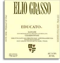 2010 Elio Grasso Langhe Chardonnay Educato