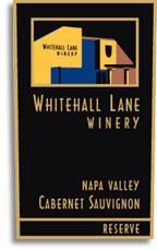 2010 Whitehall Lane Winery Cabernet Sauvignon Reserve Napa Valley