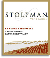 2007 Stolpman Vineyards La Coppa Sangiovese Santa Ynez Valley