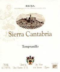2005 Bodegas Sierra Cantabria Codice Tinto Rioja
