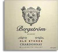 2008 Bergstrom Wines Chardonnay Old Stones Willamette Valley