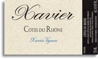 2012 Xavier Vignon Cotes Du Rhone