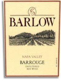 2007 Barlow Vineyards Barrouge Napa Valley