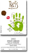 2009 Kris Pinot Grigio