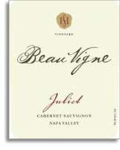 2007 Beau Vigne Cabernet Sauvignon Juliet Napa Valley