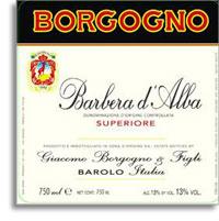 2011 Giacomo e Figli Borgogno Barbera d'Alba