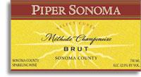 NV Piper Sonoma Cellars Brut Select Cuvee Sonoma County