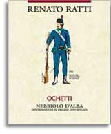 2010 Renato Ratti Nebbiolo d'Alba Ochetti