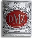 2009 Demorgenzon Syrah Dmz Western Cape