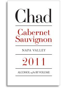2011 Chad Cabernet Sauvignon Napa Valley