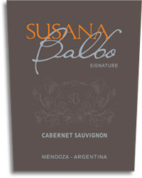 2010 Susana Balbo Cabernet Sauvignon Signature Mendoza