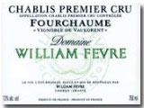 2010 Domaine William Fevre Chablis Fourchaume