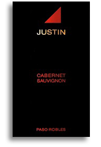 2010 Justin Vineyards Cabernet Sauvignon Paso Robles