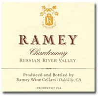 2010 Ramey Wine Cellars Chardonnay Russian River Valley