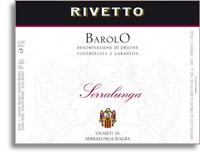 2008 Rivetto Barolo Serralunga