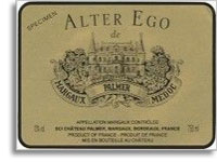 2000 Chateau Palmer Alter Ego Margaux (From Private Cellar)