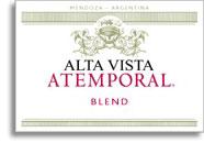 2011 Alta Vista Atemporal Blend Mendoza