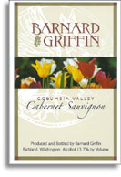 2012 Barnard Griffin Winery Cabernet Sauvignon Columbia Valley