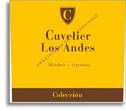 2010 Cuvelier Los Andes Coleccion Blend Mendoza